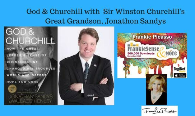 Learn How  Churchill Saved the FREE World!