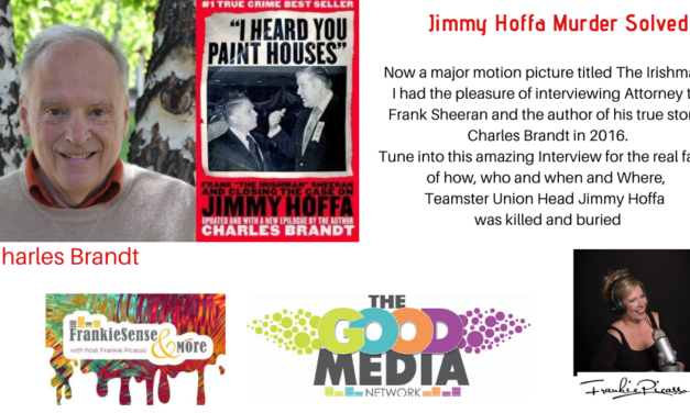 Jimmy Hoffa Murder Solved!!!