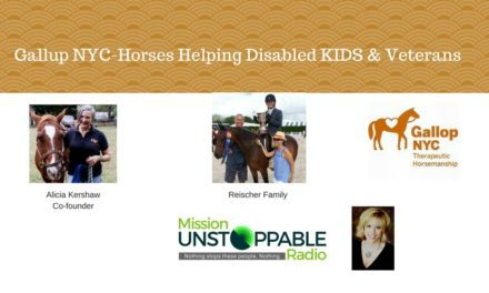Gallop NYC, Horses Helping Disabled Kids