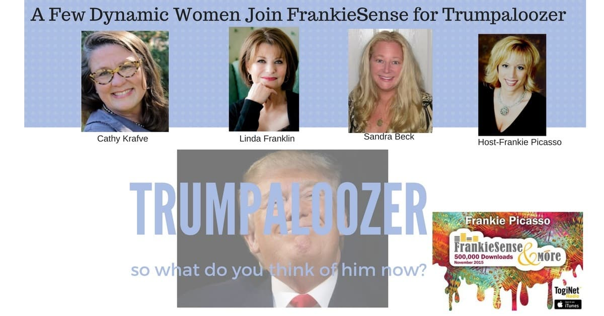 Trumpaloozer-All things TRUMP on FrankieSense and MORE
