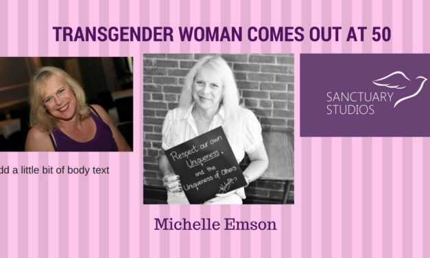 Trans Activist Comes Out at 50