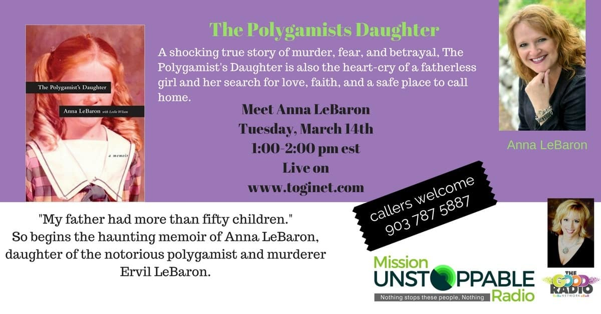 The Polygamists Daughter.. Anna LeBaron