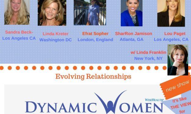 Evolving Relationships