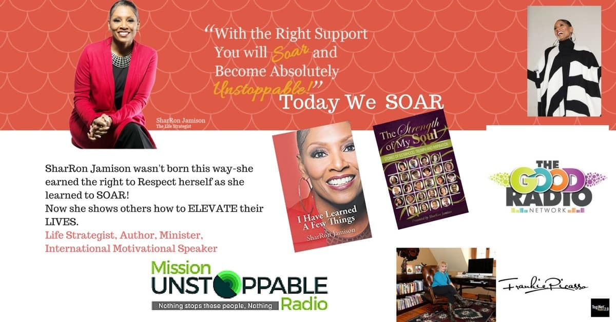 Soaring to Unstoppable with SharRon Jamison