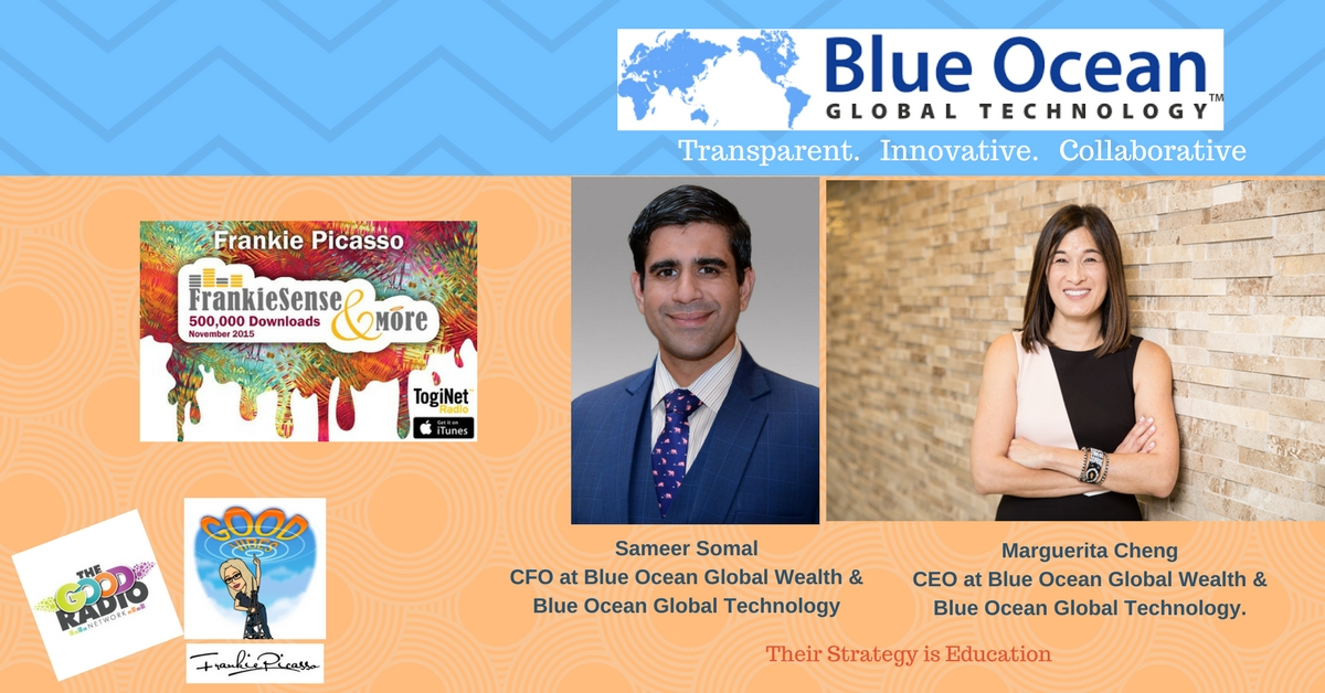 The Wealth & Health of Blue Ocean Global is its Leaders
