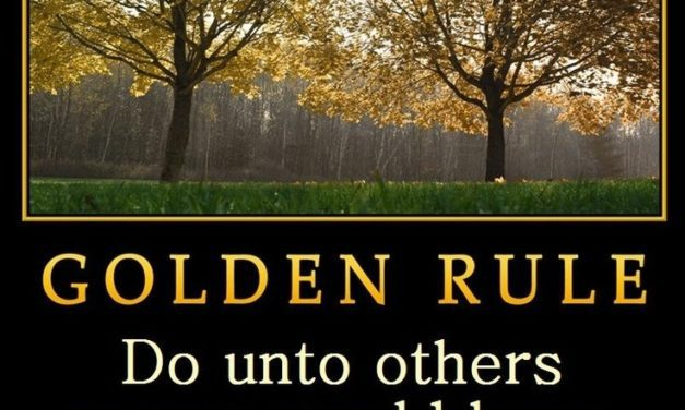 122 The Golden Rule