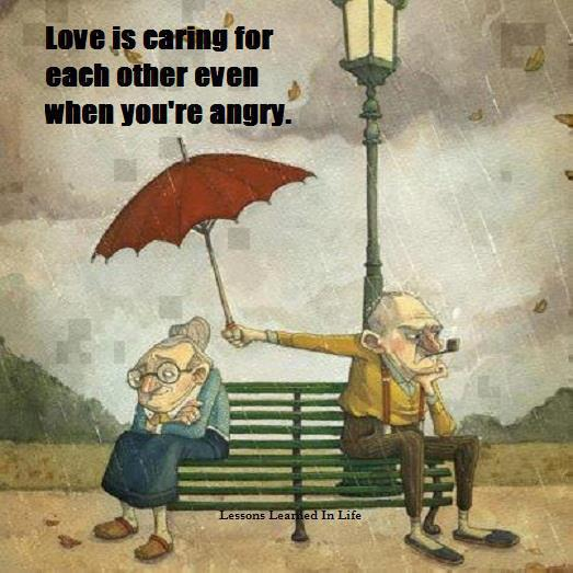 120 Angry or Aspiring to Love
