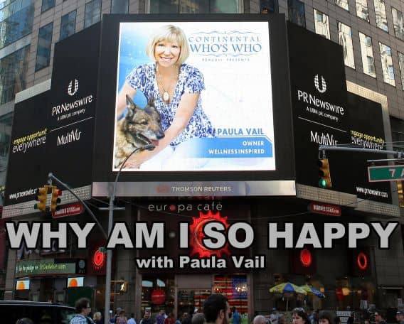 Frankie Picasso appears on Why am I so Happy with Paula Vail