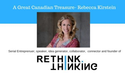 The GREAT Canadian Treasure,-Rebecca Kirstein
