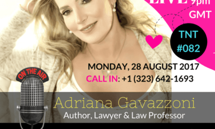 From Dreams To Hidden Pleasures w/ Guest – Adriana Gavazzoni