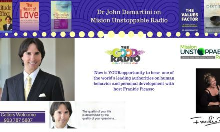 The Unstoppable Dr. John Demartini