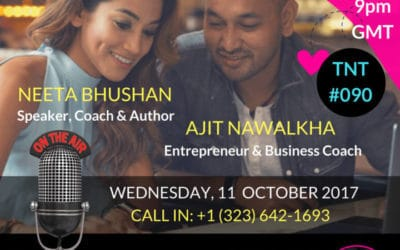 The Road to Transforming Lives w/ Guests – Ajit Nawalkha & Dr Neeta Bhushan