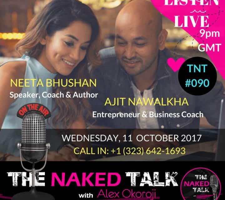 The Road to Transforming Lives w/ Guests – Ajit Nawalkha & Dr Neeta Bhushan
