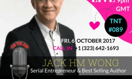 How To Crack The Entrepreneur Code w/ Guest – Jack HM Wong
