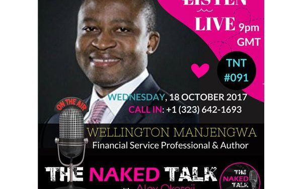 How To Take A Chance & Win w/ Guest – Wellington Manjengwa