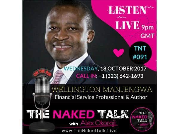 How To Take A Chance & Win w/ Guest – Wellington Manjengwa