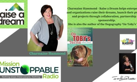 Charmaine Hammond- Really IS Living the Dream!