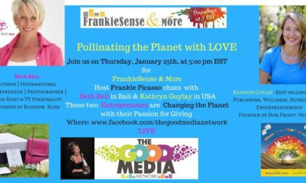Pollinating the Planet With Love
