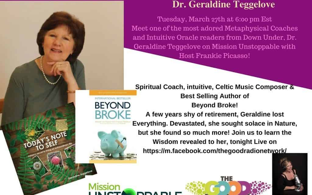 The Nature of Dr. Geraldine Teggelove