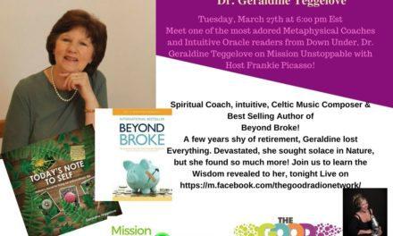 The Nature of Dr. Geraldine Teggelove