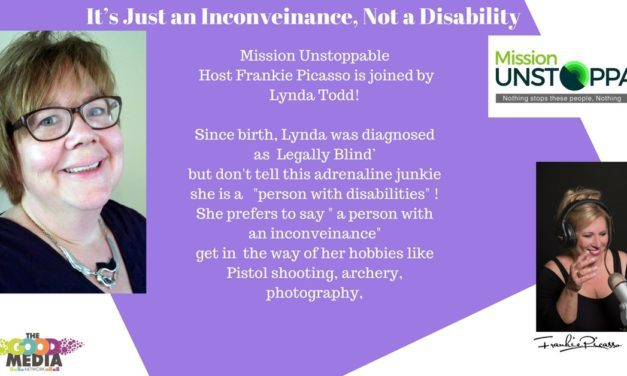 A Life of Inconvenience- The Lynda Todd Story