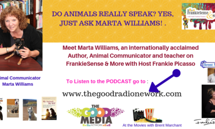 Marta Willams –The Women who Speaks To Animals
