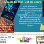 Going on a Double Dekker Ride with Rachelle Dekker and Myra McKnight