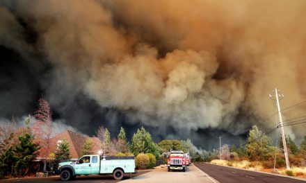 An Invocation to STOP the FIRES in California, Calm the Winds and Merge as One