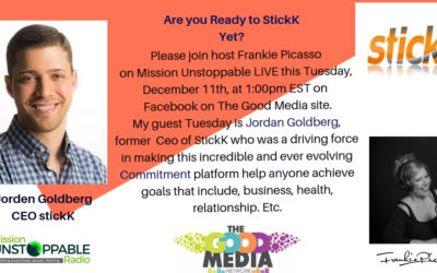 The Science behind stickK with Co Founder Jordan Goldberg