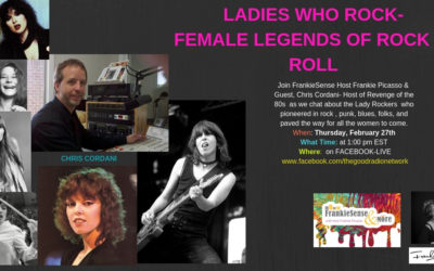 Women Rockers with Chris Cordani and Frankie Picasso