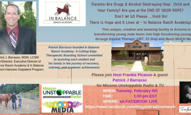 In Balance Ranch Academy- A First Rate Last Resort for Male teens with Substance Abuse
