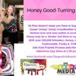 Honey Good's Got Moxie- and SO DO YOU!