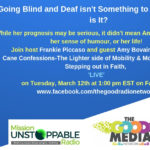Laughing in the Face of Blindness – The Amy Bovaird Story