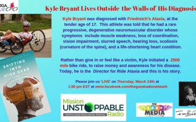 How to Live Beyond your Diagnosis like Kyle Bryant