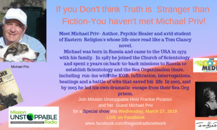 The Stranger Than  Fictional Life of Michael Priv