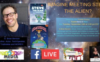 What if you met an Alien Named Steve?