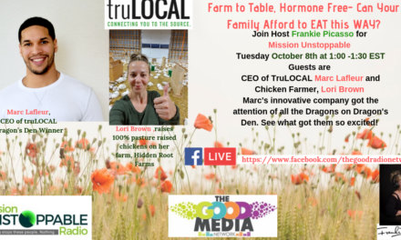 TruLOCAL fufills the Farm To Table, Affordable, Local , Hormone Free, Meat Decision for Home Cooks.