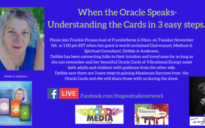 How to Understand  what the Oracle Cards are Telling You