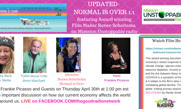 Normal is Over1.1- Book a SCREENING with RENEE