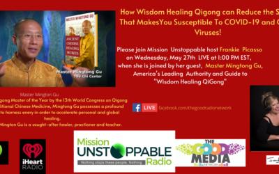 Master Mingtong Gu and the Secret of  Healing Wisdom QiGong