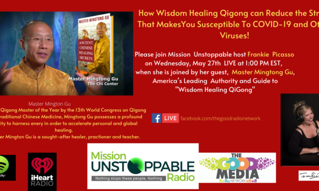 Master Mingtong Gu and the Secret of  Healing Wisdom QiGong