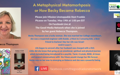 – Rebecca Rising,One Woman's Journey to Self Love
