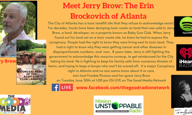 Meet Jerry Brow, the Erin Brockovich of Atlanta