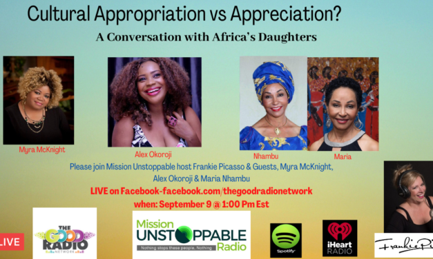Cultural Appropriation or Appreciation? Join this panel of Africa's Daughters