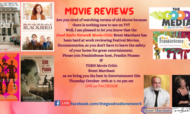 October Movie Review on FrankieSense & More