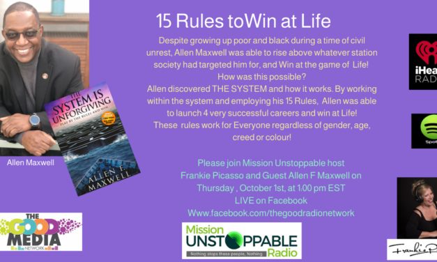 The System is Unforgiving , Play by the Rules and  Win