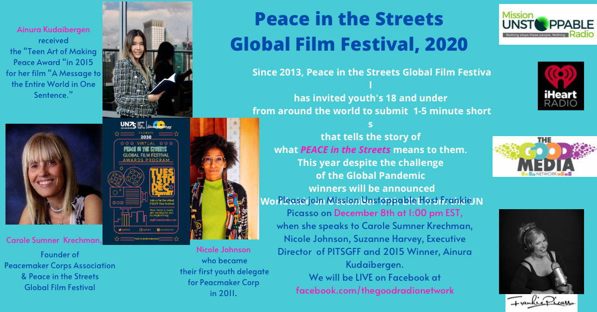Peace In the Streets Film Festival