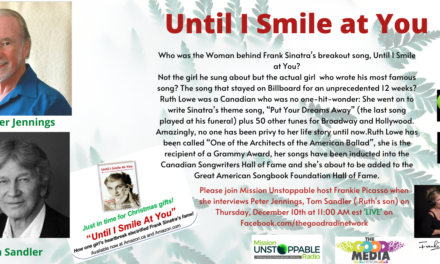 Until I Smile At You- The Ruth Lowe Story