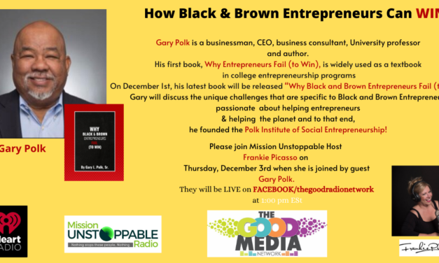 How Black & Brown Entrepreneurs can Stop Failing and  WIN