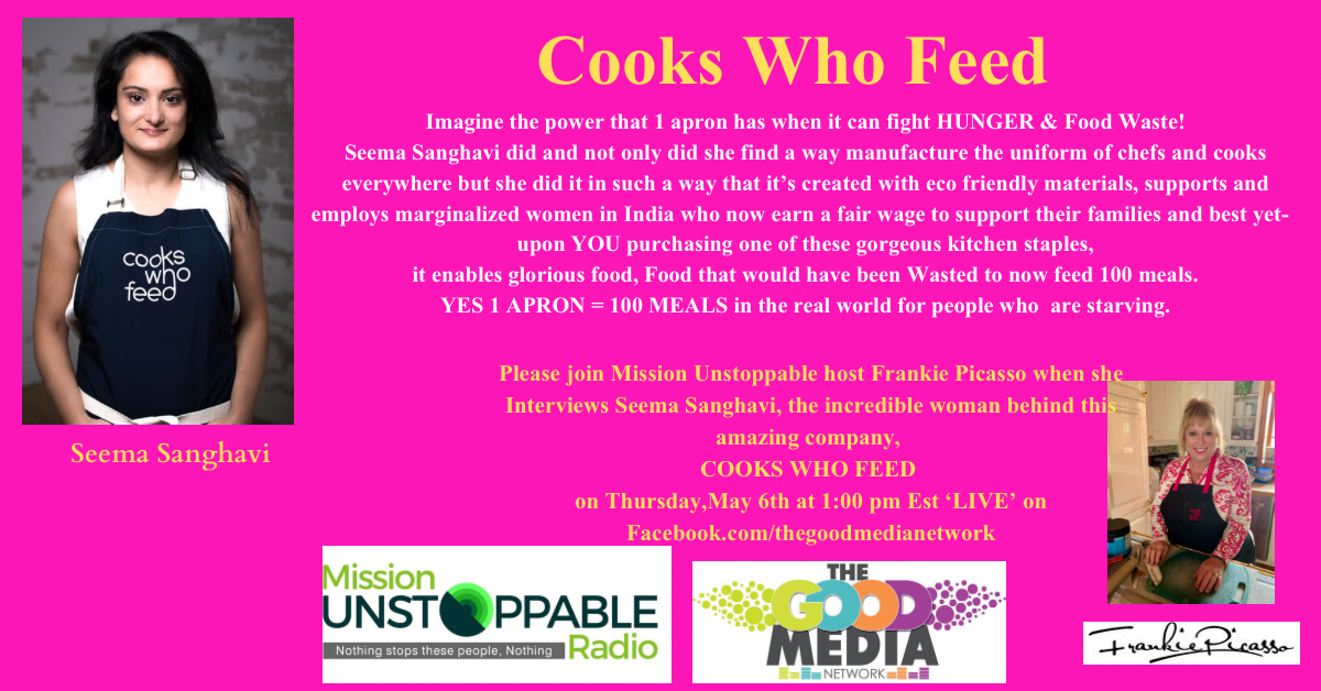 Cooks Who FEED!